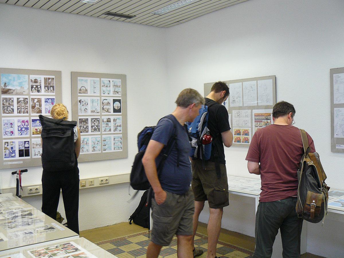 Comicsalon Erlangen 31.5.-3.6.2018